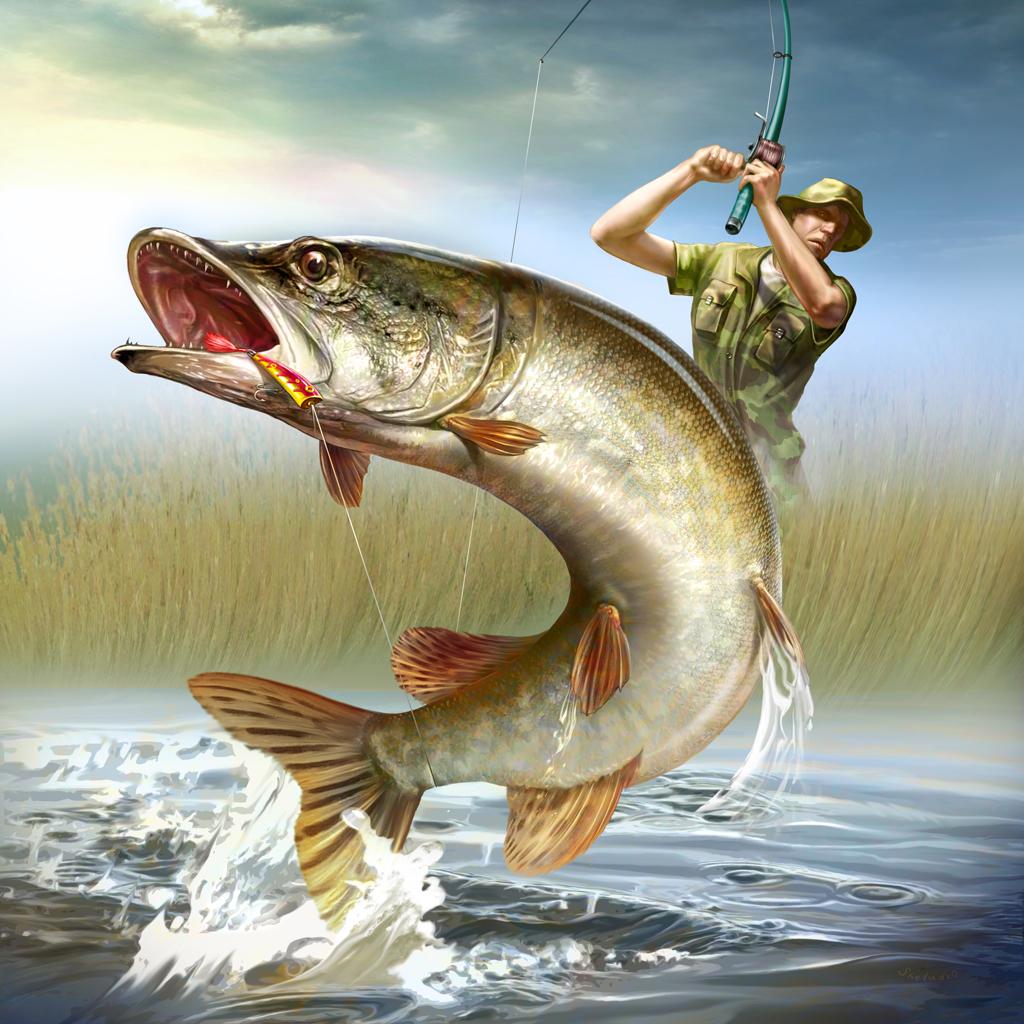 Глобальная рыбалка — товары для рыболовов